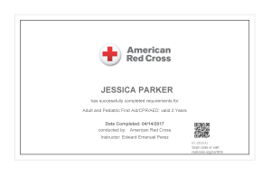 2017 CPR.FISTAID.AED Certificate